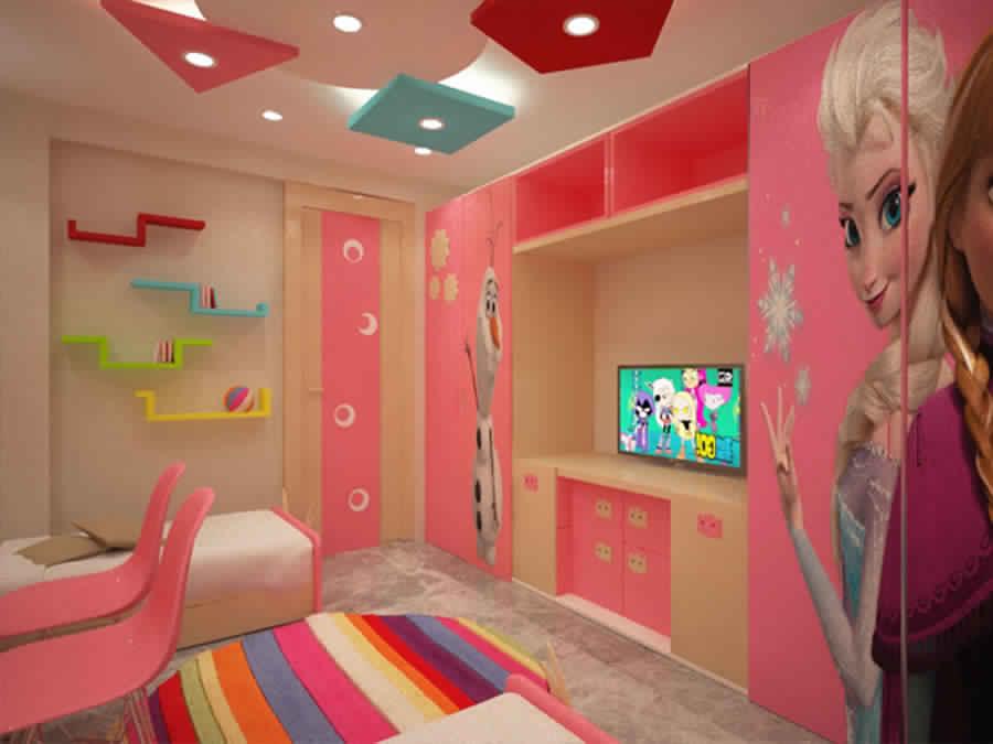Kids Room Interior Designer in Delhi, Best Kids Room Decorator